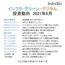 インフラ・グリーン・デジタル投資 2021年6月